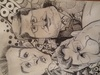 Cartoon: More details (small) by Amal Samir tagged portrait,pencil,drawings