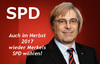 Cartoon: SPD Wahlempfehlung 2017 (small) by Marbez tagged spd,wahlempfehlung,2017