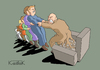 Cartoon: Change (small) by Jura Karikatura tagged elections,change,kresimir,kvestek,jurakarikatura