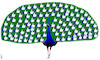 Cartoon: fb peacock (small) by Medi Belortaja tagged fb,peacock,internet,like