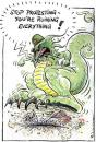 Cartoon: Tibet (small) by Riemann tagged tibet,china,protest,oppression,freedom,occupation,dictatorship,olympics,boycott,