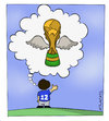 Cartoon: adios mundial (small) by atlacatl tagged mundial,el,salvador,deportes,futbol