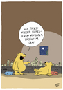 Cartoon: Winterschlaf (small) by luftzone tagged cartoon,thomas,luft,lustig,winterschlaf,bär,abwasch,abmachung