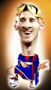 Cartoon: Messi (small) by besikdug tagged messi,caricature,besikdug,georgia,best,artist,besik,dugashvili