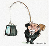 Cartoon: Berlusconi (small) by matteo bertelli tagged berlusconi,bertelli