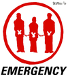 Cartoon: Emergency (small) by matteo bertelli tagged bertelli,afghanistan,war,emergency