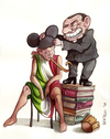 Cartoon: Italyland (small) by matteo bertelli tagged berlusconi,bertelli,italy