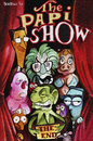 Cartoon: Papi show (small) by matteo bertelli tagged berlusconi,show,end,bertelli