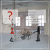 Cartoon: homeoffice (small) by kika tagged architektur,homeoffice,bauleiter,bauleitung,büro,baustelle