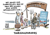 AfD Usedom Tourismus