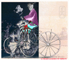 Cartoon: dottore Z. (small) by edda von sinnen tagged zamponi andrea avventure abenteuer dottore doktor fahrrad rendezvous zenundsenf zensenf zenf andi walter carambolage edda von sinnen