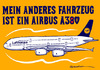 Cartoon: Airbus A380 Contest (small) by toonpool com tagged airbus380,airbus,lufthansa,plane,flugzeug,contest