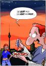 Cartoon: CURRY WURST CONTEST 033 (small) by toonpool com tagged currywurst,contest