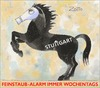 Cartoon: Feinstaub- Alarm in Stuttgart (small) by Zotto tagged stickstoffdioxide,feinstaub