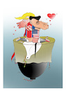 Cartoon: 4th of July ! (small) by Shahid Atiq tagged usa