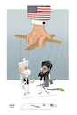 Cartoon: Afghan Peace Process  ! (small) by Shahid Atiq tagged afghanistan