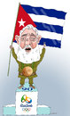 Cartoon: Happy birthday Great Castro (small) by Afghancartoon tagged afghanistan,kabul,syria,iran,switzerland,schweiz,usa,france,football,safi,cartooneu,uk,safe,atiq,fara,shahid,nice,caricatue,cartoon,on,entry,fidel,castro