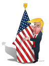 Cartoon: Trump Hypocrisy (small) by Shahid Atiq tagged afghanistan,kabul,syria,iran,switzerland,schweiz,usa,france,football,safi,cartooneu,uk