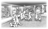 Cartoon: the zoo (small) by gonopolsky tagged people