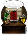 Cartoon: Paprika Mafia (small) by stewie tagged paprika mafia