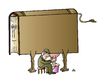 Cartoon: Book (small) by Alexei Talimonov tagged book
