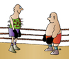Cartoon: boxing (small) by Alexei Talimonov tagged boxing,sport