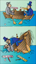Cartoon: The Boat (small) by Alexei Talimonov tagged capitalism,socialism