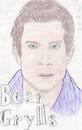 Cartoon: Bear Grylls (small) by apestososa tagged bear,grylls,ultimate,survival