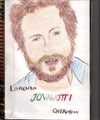 Cartoon: Jovanotti (small) by apestososa tagged italia,jovanotti,lorenzo,cherubini,cantante,safari