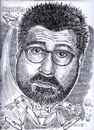 Cartoon: Kevin Smith (small) by Cartoons and Illustrations by Jim McDermott tagged movies,actor,action,kevinsmith