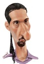 Cartoon: Turturro (small) by sanjuan tagged film,theater