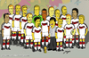 Cartoon: Alemania Campeon (small) by Jorge A tagged germany,2014,soccer