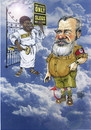 Cartoon: Eugene Terreblanche (small) by jean gouders cartoons tagged eugene,terreblanche,south,africa,jean,gouders