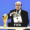 Cartoon: Magic Envelope (small) by Alf Miron tagged fifa,world,cup,corruption,soccer,fußball,blatter