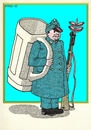 Cartoon: Josef Svejk (small) by srba tagged svejk beer oktoberfest