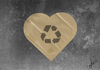 Cartoon: Paperboard heart (small) by ANTRUEJO tagged carton,paperboard,heart,corazon,recycle,reciclado,reciclar,ger