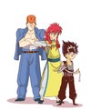 Cartoon: kuwabara (small) by MonitoMan tagged kuwabara