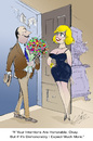Cartoon: Date (small) by LAINO tagged date