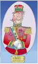 Cartoon: My Uncle The General (small) by LAINO tagged uncle,general