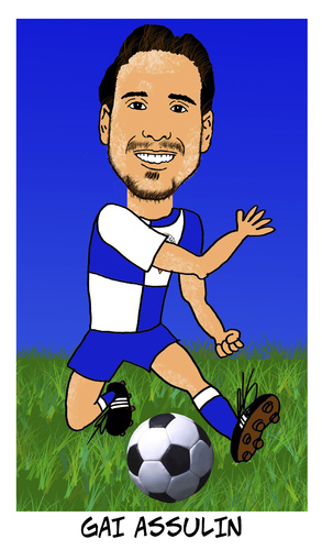 Cartoon: CE Sabadell 2016-17 (medium) by rebotemartinez tagged rebotemartinez