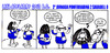 Cartoon: Division Maldita 02 (small) by rebotemartinez tagged liga,adelante,sabadell