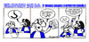 Cartoon: Division Maldita 03 (small) by rebotemartinez tagged liga,adelante,sabadell