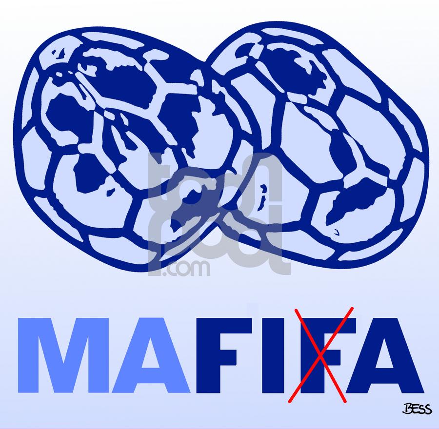 Россия подкупила главу УЕФА ради ЧМ-2018, - западные СМИ - Цензор.НЕТ 1238