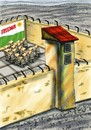 Cartoon: Freedom (small) by Vlado Mach tagged jail,freedom,prisoner