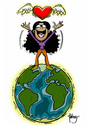 Cartoon: World (small) by Palmas tagged world