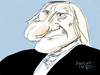 Cartoon: Gerard Depardieu (small) by Dunlap-Shohl tagged gerard,depardieu,monte,cristo