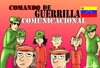 Cartoon: chavez guerrilla (small) by lucholuna tagged chavez