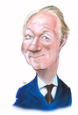 Cartoon: caricature de Brice Hortefeux (small) by Eno tagged brice,hortefeux,caricatures,couleur