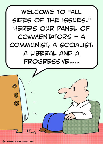 Cartoon: communist liberal progressive so (medium) by rmay tagged communist,liberal,progressive,so