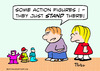 Cartoon: action figures just stand there (small) by rmay tagged action,figures,just,stand,there